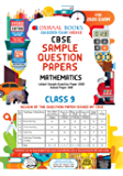 Oswaal CBSE Sample Question Paper Class 9 Mathematics (For March 2020 Exam)
