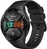 HUAWEI Watch GT 2e Smartwatch (SpO2-Monitoring,Herzfrequenz-Messung,Musik Wiedergabe,GPS,Fitness Tracker,5ATM…