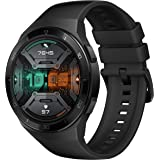 HUAWEI Watch GT 2e Smartwatch (46 mm AMOLED touchscreen, SpO2-monitor, hartslagmeting, muziekweergave, GPS, fitnesstracker, 5
