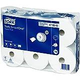 Tork SmartOne® Papier toilette rouleau blanc T8, Advanced, 2 plis, 6 x 1 150 feuilles, 472242