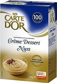 Carte D'Or Creme Dessert Nuss (cremiges Dessertpulver) 1er Pack (1 x 1,6 kg)
