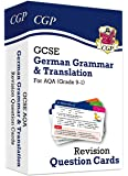 New Grade 9-1 GCSE AQA German: Grammar & Translation Revision Question Cards: perfect revision for mocks and exams in…