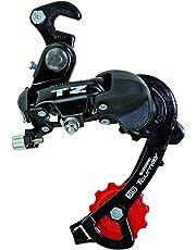 Lista d4 Cycling RD-TZ50-6-GSD Derailleur with Hanger Mount - 586413