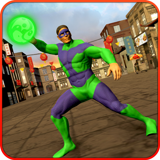 Slime Super Hero : LOL