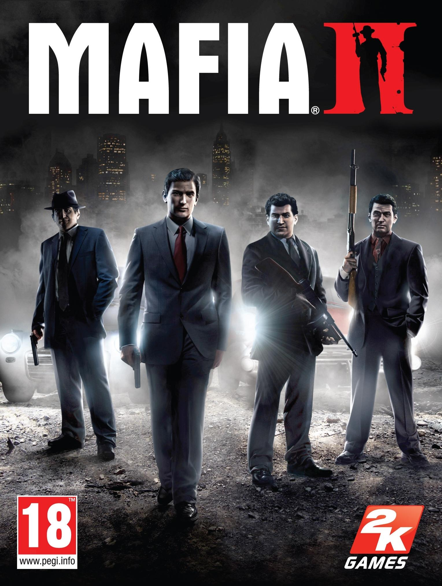 Price comparison product image Mafia II - Deluxe Edition [Steam Code]