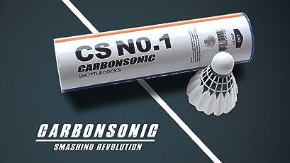 Buy Badminton Shuttlecocks Online Prices India Amazon Victor Carbonsonic Foam