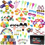 Tacobear Partyväska fyllmedel för barn festgåvor leksak sortiment festtillbehör pinata påskägg fyllmedel för flickor pojkar k