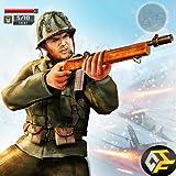 guerra mundial 2 supervivencia del ejército: fps tirador de francotirador