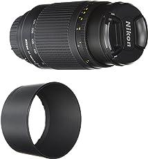 Nikon AF 70-300 mm f/4-5.6G Telephoto Zoom Lens for Nikon DSLR Camera