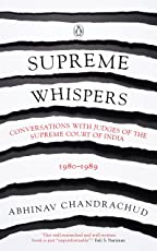 Supreme Whispers: Supreme Court Judges, 1980-90