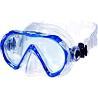 AQUAZON Beach Schnorchelbrille, Schwimmbrille, Taucherbrille für Kinder und Erwachsene