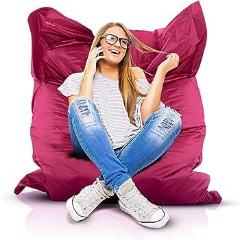 roomox xxl sitzsack original gigantischer sitzsack f r. Black Bedroom Furniture Sets. Home Design Ideas