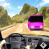 Offroad City Tourist Bus Simulator 3D: Transporte turístico en autobús Conducción de estacionamiento Racing Simulación Transporter Adventure Mission Games Gratis para niños 2018