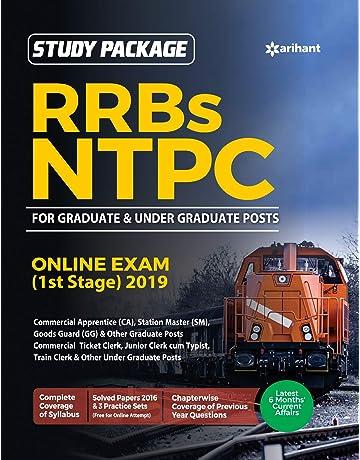 Indian Railways Recruitment Exam Books Online in India : Buy Books
