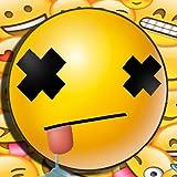 Social Fall Emoji Drop