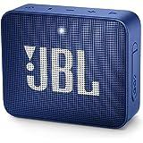 سماعة بلوتوث محمولة جو 2 من جي بي ال، لون ازرق - JBLGO2BLU