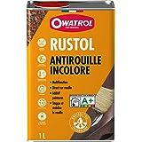 OwATROL - Rustool - roestvrij kleurloos - roeststop doordringend metalen oppervlakken kunststoffen glas hout - grondlaag en g