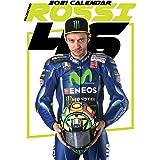 Valentino Rossi Calendar 2021 OC con imán para nevera Valentino Rossi