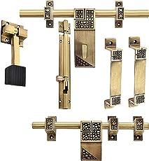 A & Y Traders Glorious Hardware Door Fittings Kit