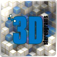 3D stereograms