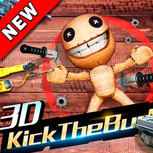 kick The Buddie - 3D Shooter