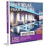 Smartbox - Caja Regalo para Mujeres - SPA y Relax para Dos - Ideas Regalos Originales para Mujeres - 1 Actividad de Bienestar