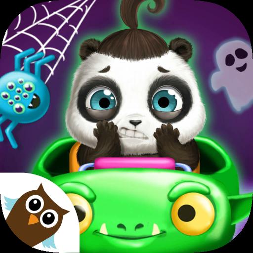 Panda Lu Fun Park - Carnival Rides & Festive Treats with Pet Friends (Carnival Games Kid)