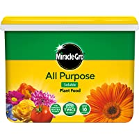 Miracle-Gro All Purpose Water Soluble Plant Food Tub, 2 kg, Yellow