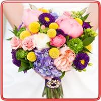 Hochzeits-Blumenstrauß-Ideen