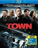 The Town (Blu-ray + DVD) [Region A & B & C]