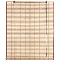 Ev Tapparella Carolina in Bamboo c/carrucola c/cot. 100x260 cm Porta Finestra Privacy Luce