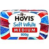 Hovis Medium Soft White Bread, 800g