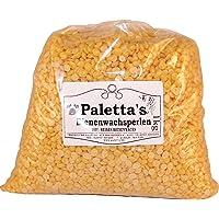 Palettas Bienenwachsperlen 1 kg Bienenwachs 100% rein Pastillen