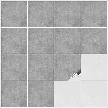 FoLIESEN Fliesenaufkleber Für Bad Und Küche X Cm Weiss - Wandfliesen 100 x 50