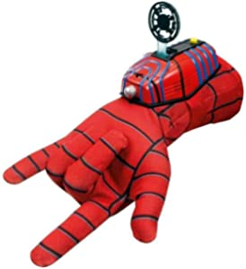 bonkerz ultimate spiderman gloves with disc launcher for kids  Multi color