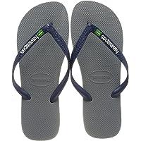 Havaianas Unisex's Brasil Logo Flip Flops