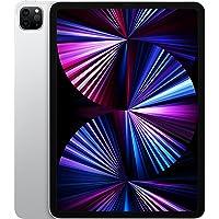 """2021 Apple iPad Pro (11"""", Wi-Fi, 128 GB) - Silber (3. Generation)"""