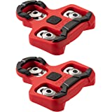 PRO BIKE TOOL Bike Cleats Compatible with Look KEO Pedals (7 Degree Float) for Clipless Men & Women Cycle Shoes - Bicycle Cle