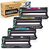 7Magic استبدال وحدة الطبل المعاد تصنيعها لطابعات Brother DR221CL DR-221CL DR221 مجموعة الطبلة تستخدم في براذر HL-3140CW HL-31