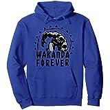 Marvel Black Panther Wakanda Forever Sun Sweat à Capuche