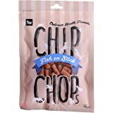 Chip Chops Dog Treat Fish on Stick, 70g, Optimum Health Formula (Single Pack)