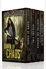 The Caitlin Chronicles Boxed Set: Dawn of Chaos, Into The Fire, Hunting The Broken, The City Revolts Kindle Edition