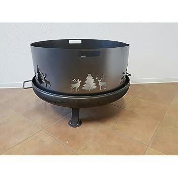 czaja stanzteile edelstahl feuerschale edelstahl feuerschale 80 cm garten. Black Bedroom Furniture Sets. Home Design Ideas