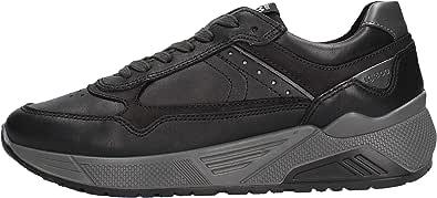Igi &Co 4136300 Sneaker Nera da Uomo