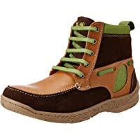 Redchief Men's Leather Hiking Shoes