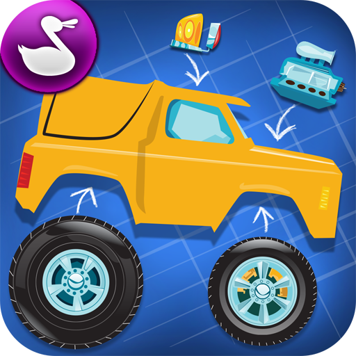 Build A Truck >> Build A Truck By Duck Duck Moose