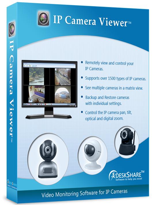 Logiciel de surveillance IP de la caméra vues multiples caméras [Téléchargement]