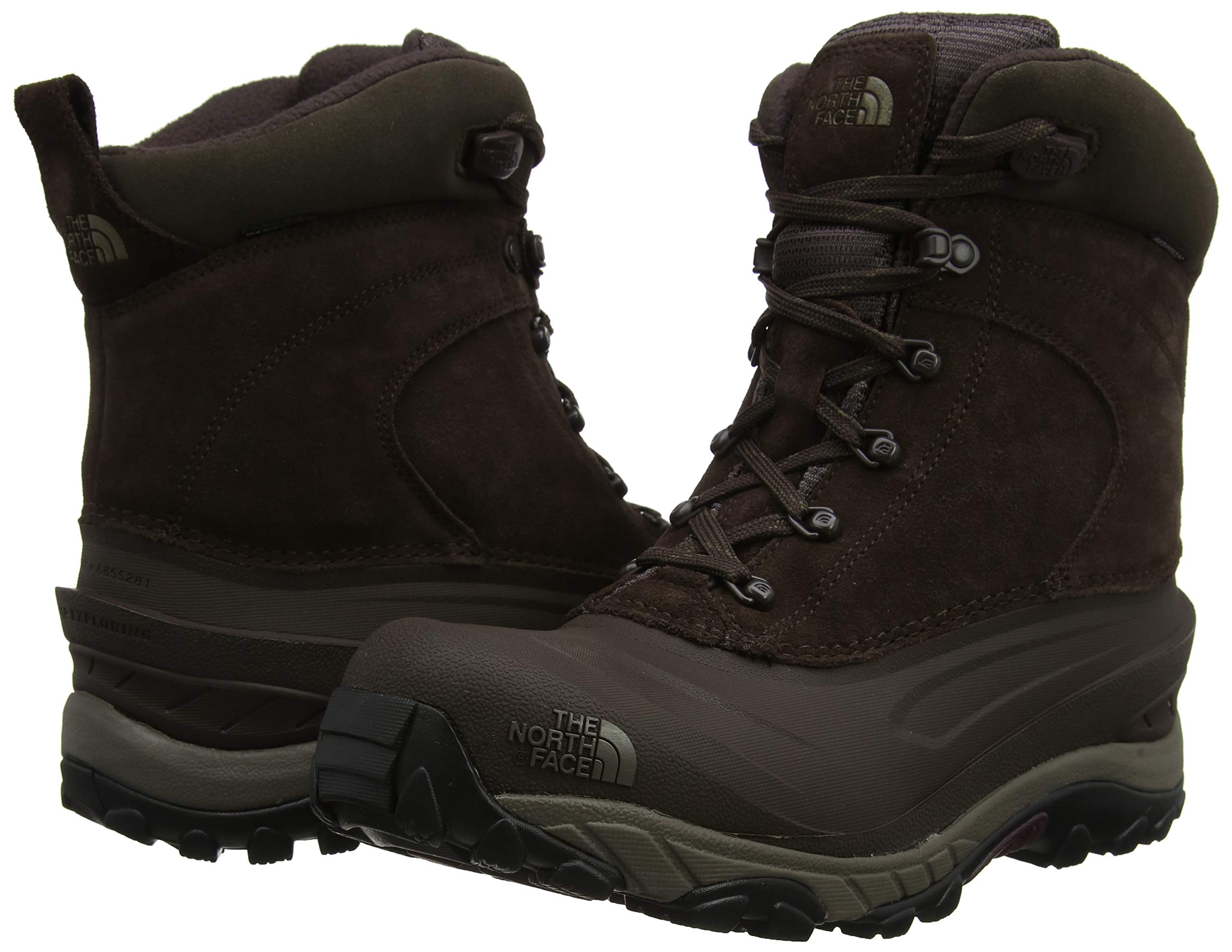 81 l84lQkVL - THE NORTH FACE Men's Chilkat Iii High Rise Hiking Boots