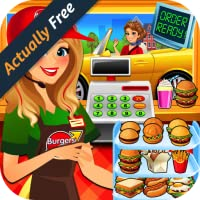 Drive Thru Simulator - Kids Fast Food, Coffee, Burger & Fries Games FREE