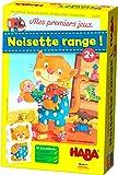 HABA 303470 - Mes Premiers Jeux – Noisette Range! - Un jeu coopératif d'organisation à partir de 2 ans (Fabriqué en…